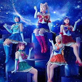 動画で見る!乃木坂46版ミュージカル「美少女戦士セーラームーン」